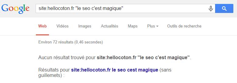 page google